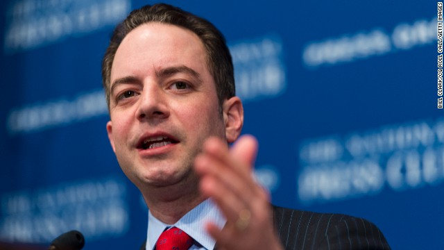 Priebus to CNN: Don't air documentary