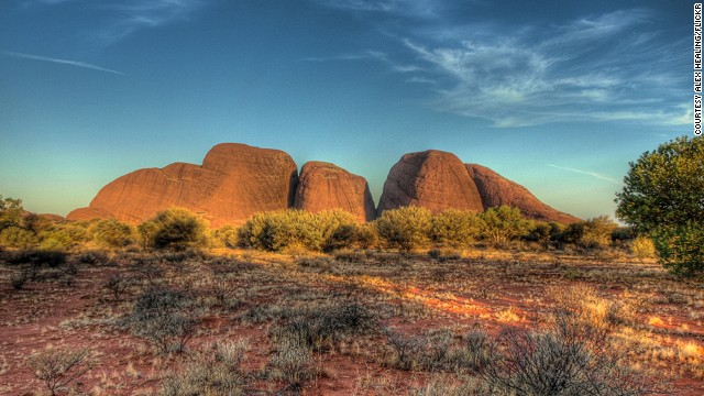 Beauty in the outback.