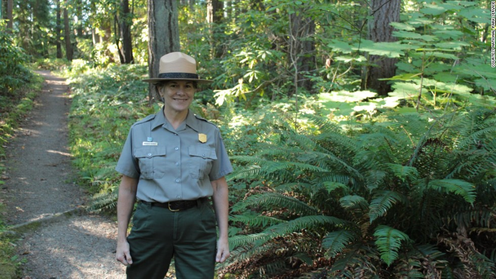 Barb Maynes is the public information officer at Olympic National Park, where she has worked since 1988.
