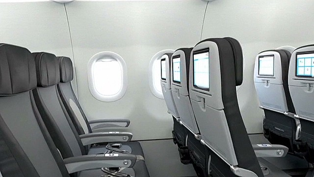 JetBlue Airways adds first-class cabin