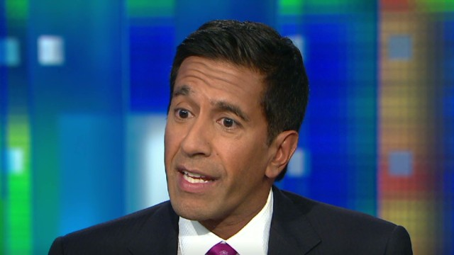 Dr. Sanjay Gupta: 'I have tried' pot