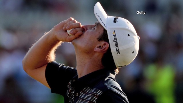 12 months ago at Merion Justin Rose sampled the emotion of winning his first major.