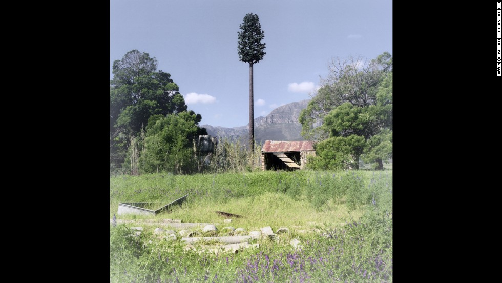 Paarl, near Cape Town