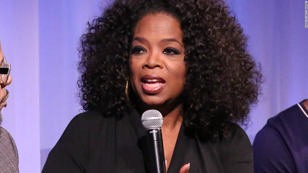 "Granted, Oprah Winfrey's earnings took a tumble in the past year as she continued to transition from hosting her own daytime talk show to truly being on her OWN as a CEO. But never underestimate the reach of the media mogul's influence. The 59-year-old, who earned an estimated $77 million between June 2012 and June 2013, is <a href=""http://www.forbes.com/sites/dorothypomerantz/2013/06/26/oprah-winfrey-regains-no-1-slot-on-forbes-2013-list-of-the-most-powerful-celebrities/"" target=""_blank"">Forbes' most powerful celebrity of the year.</a>"