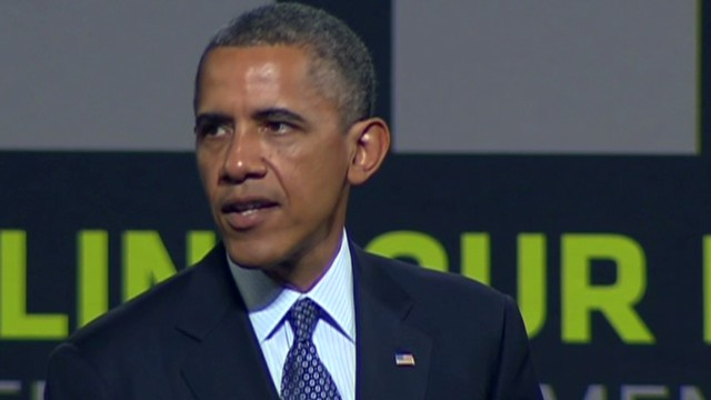 Obama vows better education, more jobs for veterans