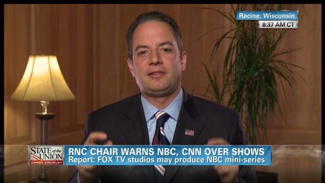 RNC threatens to boycott NBC, CNN