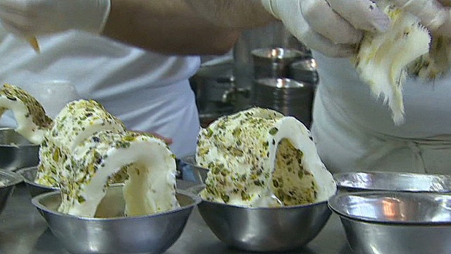 Ice cream biz boom amid civil war