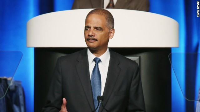 Holder: 'Vicious cycle' traps too many