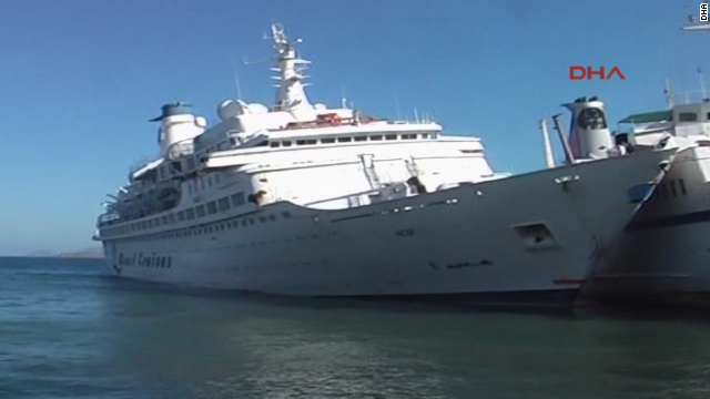 "After the popular TV show ended, ""The Love Boat"" vessel was renamed and went on tours on the Mediterranean Sea."