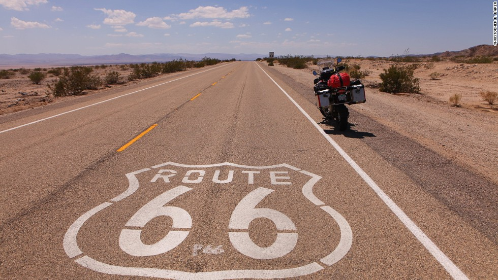 If ever there was a route you need to ride, this is it.