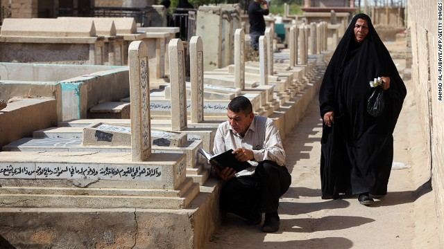Violence marks end of Ramadan in Iraq
