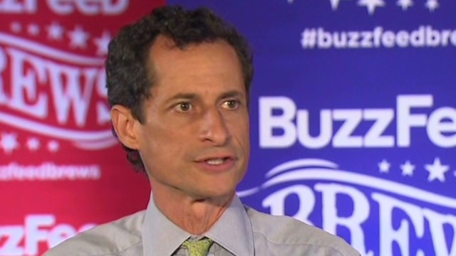 Weiner: 'What I've done has hurt' Abedin