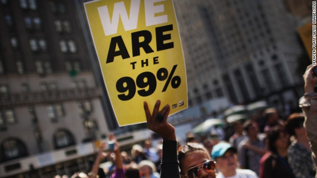 Professor: Inequality has been festering