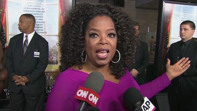 Oprah Winfrey: Sorry Switzerland