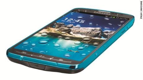 The water-resistant Samsung Galaxy S4 Active