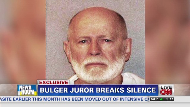 Bulger juror breaks silence