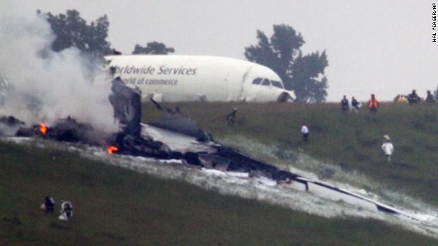 UPS plane crash: Third mishap in a month
