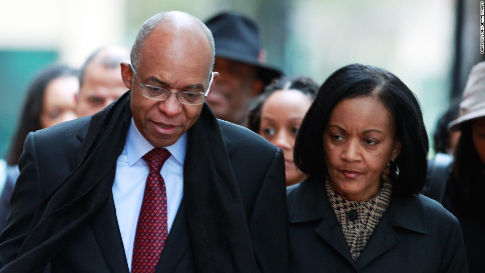 Former U.S. Rep. William Jefferson, D-Louisiana, was sentenced to 13 years in prison in 2009 after being convicted of 11 counts of corruption related to using his office to solicit bribes. He was also ordered to forfeit $470,000.
