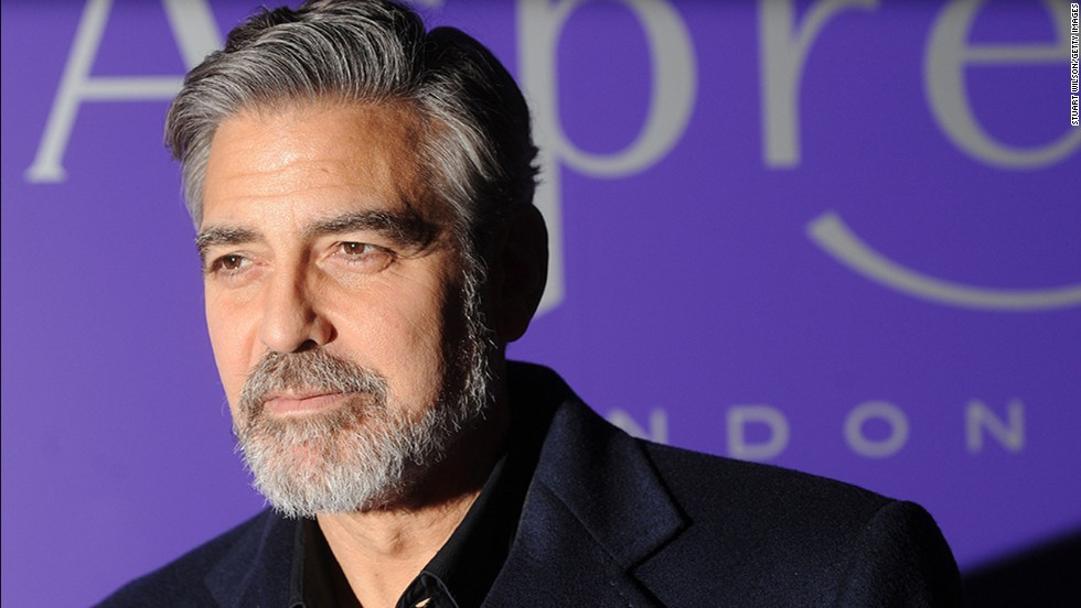 Oh, George Clooney, you make 53 look so good.