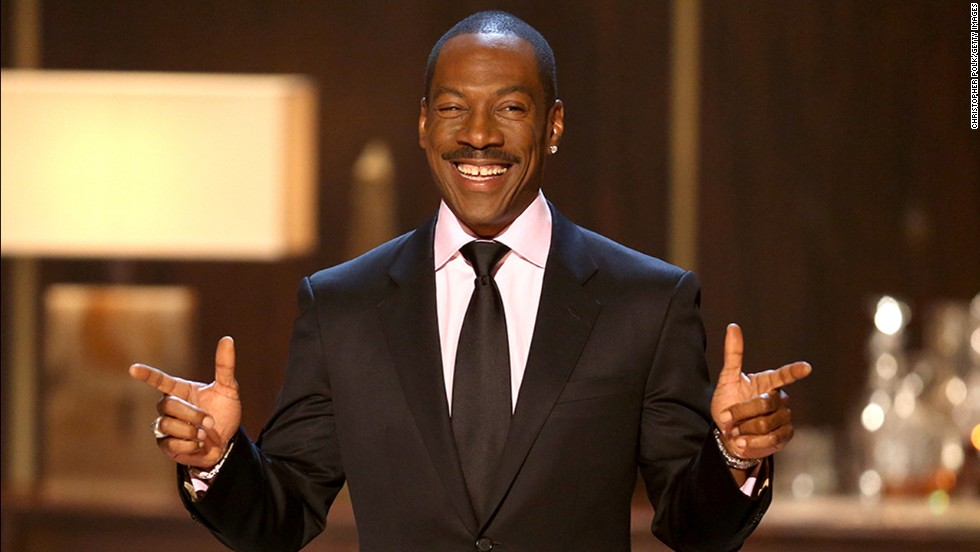 Believe it or not, Eddie Murphy is 53.