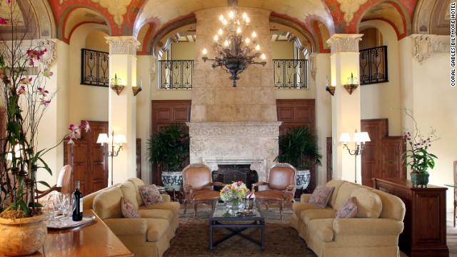 The Biltmore in Coral Gables: as shiny as South Beach.