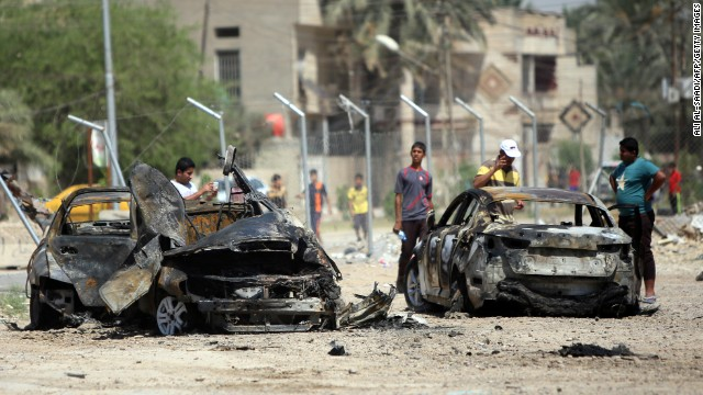 Increased violence by extremists in Iraq