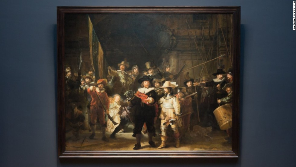 "There's no do doubt about the newly opened Rijksmuseum's must-see: Rembrandt's ""The Night Watch,"" with a gallery to itself -- and the only work in the museum with a trapdoor beneath it, in case of danger."
