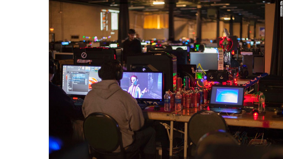 """At QuakeCon, a massive gaming gathering in Dallas this month, 2,800 gamers brought their own computers, often """"modding"""" them for looks, performance or both. Here are some of our favorites."""