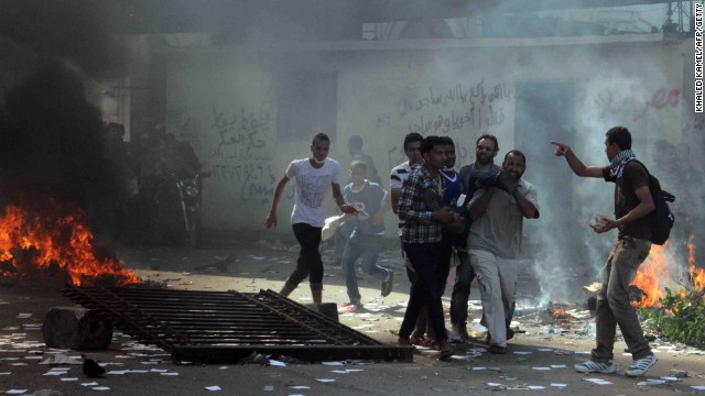 What leverage does U.S. have with Egypt?