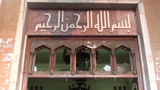 Mosque siege ends in Cairo