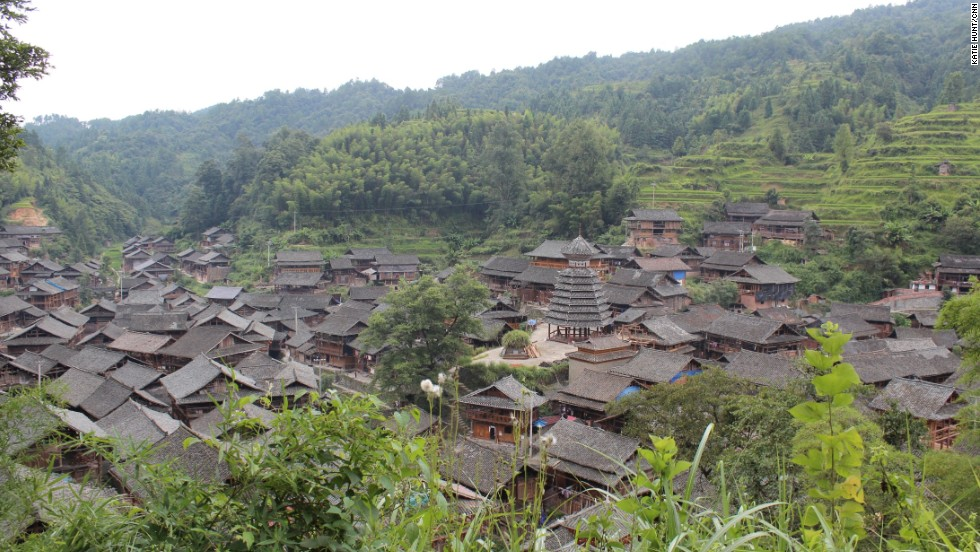 Despite China's economic boom over the past decade, rural life has changed little in the remote village of Dali in the country's southwestern Guizhou province.