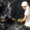 China rural life cooking
