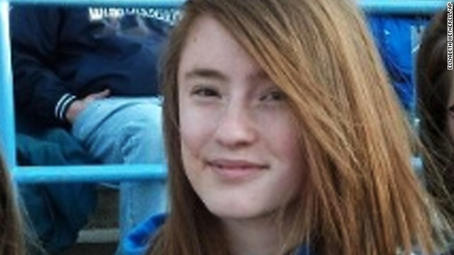Abby Wetherell, 12, says she finally got the bear that attacked her to go away by playing dead.