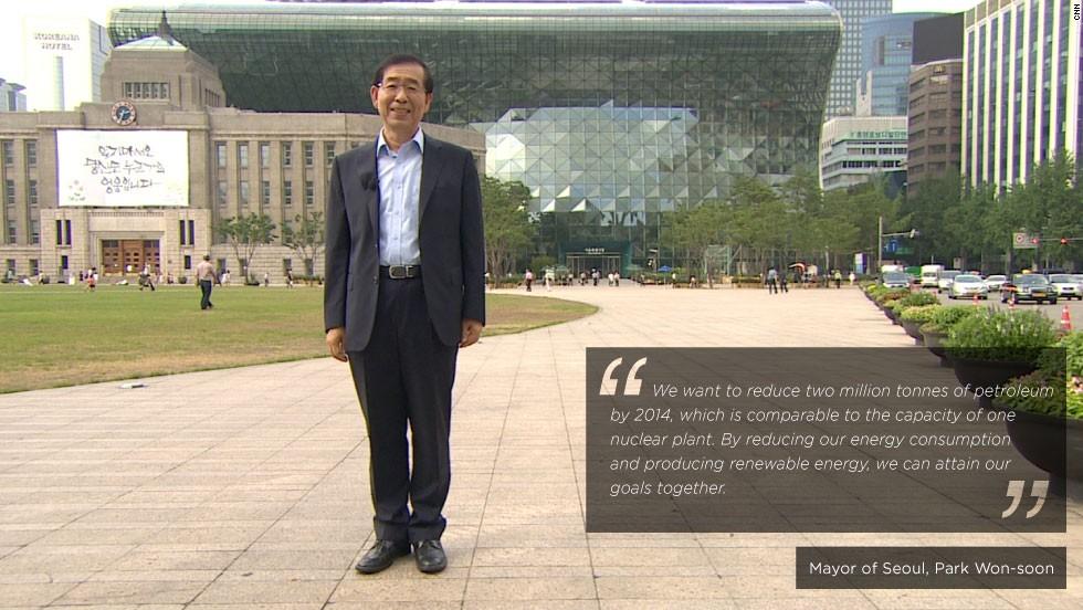 Mayor Seoul