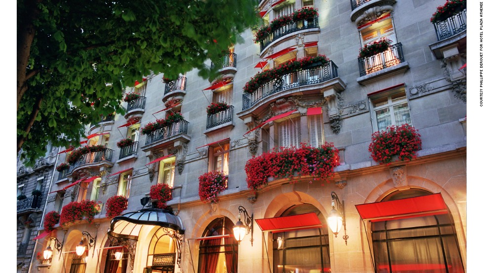 Hotelier of the Year Francois Delahaye brings his 20 years of industry experience to the elegant century-old Hotel Plaza Athenee in Paris.