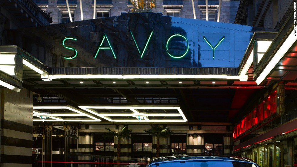 The Savoy, this year's Sustainable Tourism Leadership winner, did away with plastics and Styrofoams and is making energy from food waste.