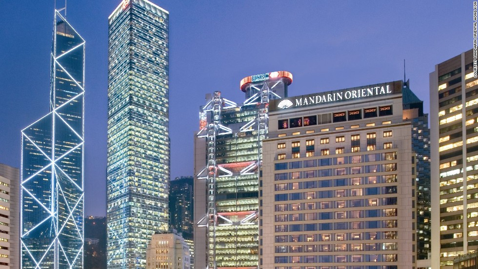 "Here's a nice birthday present: this iconic Hong Kong hotel, which turned 50 this year, won Hotel of the Year. ""It is an acknowledgment that we hold high,"" said General Manager Jonas A Schuermann about the award."