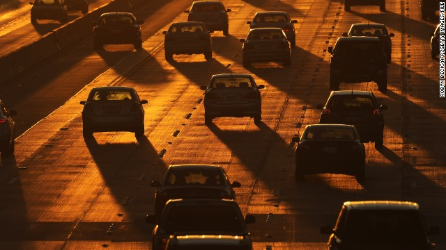 Eighty-five percent of travelers -- more than 29 million -- are expected to travel by car over Labor Day.