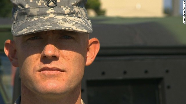Staff Sgt. Ty Carter will be honored with the nation's highest military award at the White House.