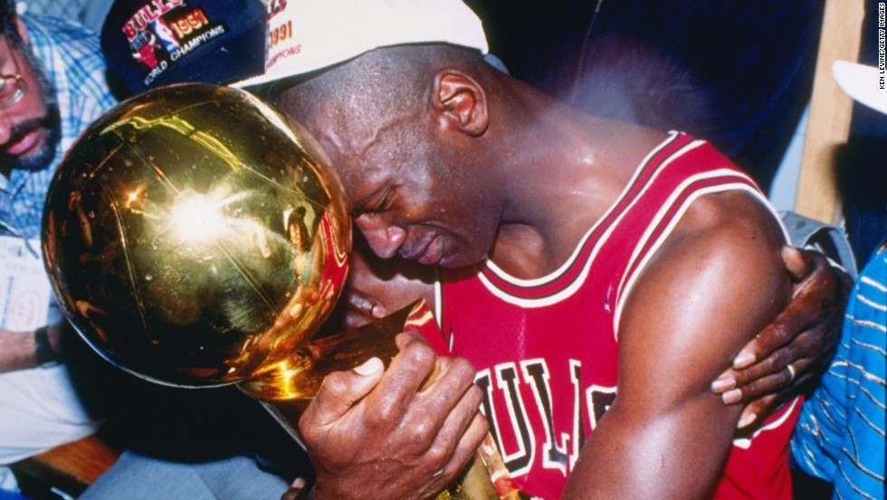 Basketball legend Michael Jordan declined an invite by George H. W. Bush's White House in 1991 when the Chicago Bulls were honored for their NBA championship.