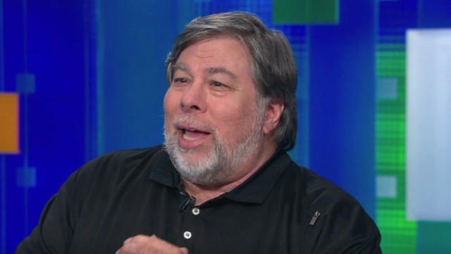 Wozniak on 'Jobs':  The movie was flat