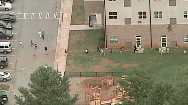 Gunman opens fire in elementary school