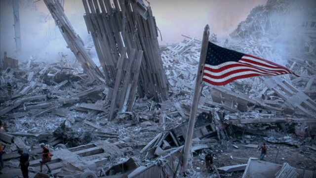 CNN Films presents 'The Flag'