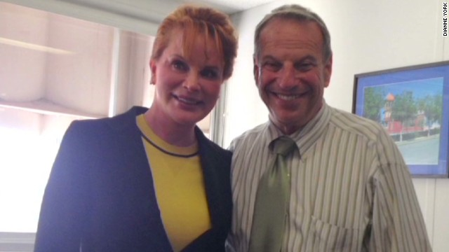 Accuser: Filner grabbed me in this photo