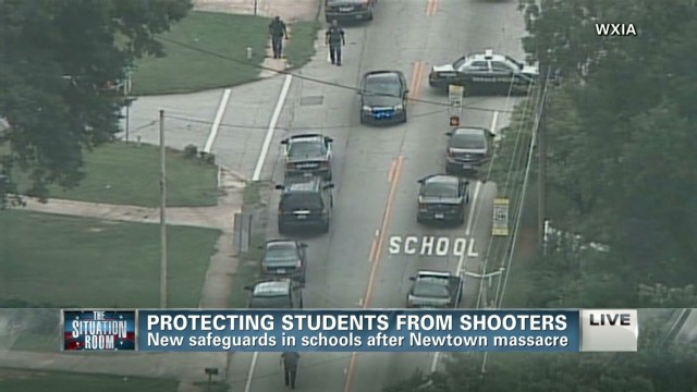 School safety standards since Newtown