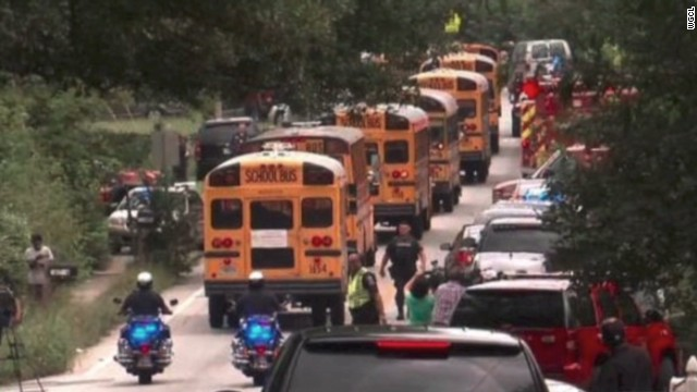 911 call from Georgia school shooting