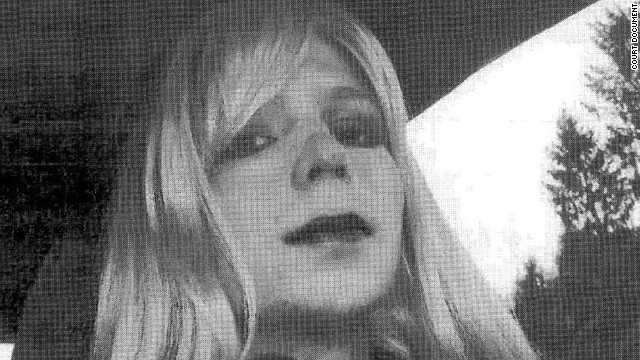 Bradley Manning: I want to be a woman