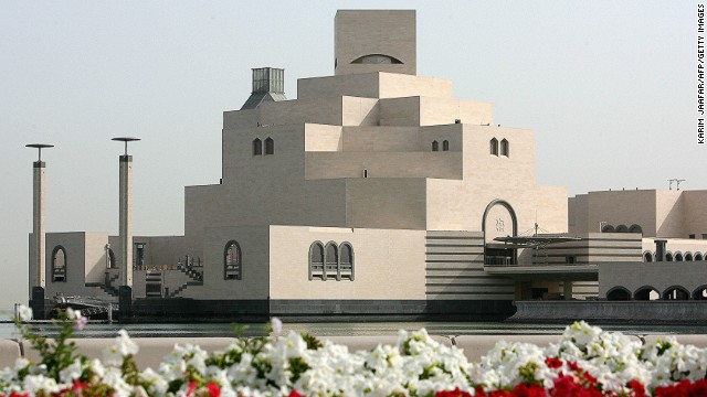 If this is all you see of Doha's Museum of Islamic Art, count yourself lucky.