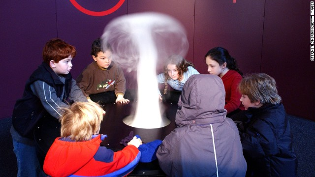 Kids love museums, because they get to have fun. What about the rest of us?
