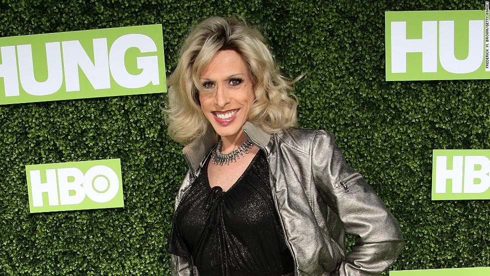 "Actress Alexis Arquette, sister to David and Patricia Arquette, was born a boy. She appeared in the 1998 film ""The Wedding Singer"" as George."